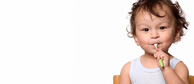 Dete kod stomatologa