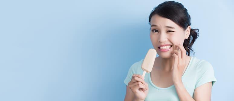 Preosetljivost zuba na hladno